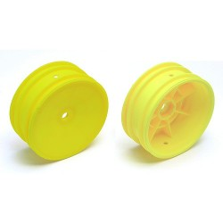 Buggy Rear Wheels, yellow